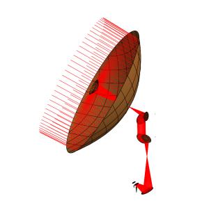 Abbildung 8: Azimut-Achse (Bild Mini Antenna GmbH)